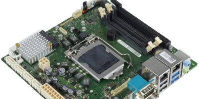 RDS offers Fujitsu's latest Mini-ITX for secure industrial operation