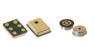CUI includes digital and analogue MEMS microphones for portable devices