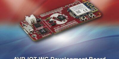 Win an AVR-IoT WG Development Board