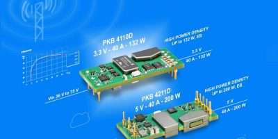 PKB4211D and PKB4110D by Ericsson target ICT applications