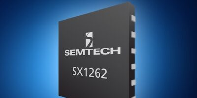 Mouser adds Semtech's LoRa transceivers for LPWAN and IoT applications