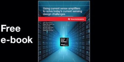 Free Current Sensing e-book from Texas instruments