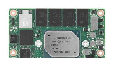 Advantech launches SMARC module for industrial automation