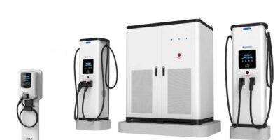 Phihong showcases EV charging options