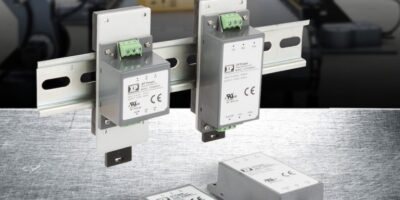 6/10W power modules from XP Power are for industrial and ITE applications