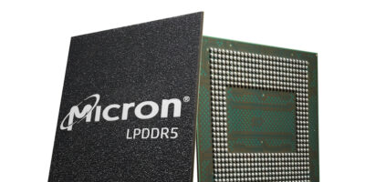 Low-power DDR5 DRAM achieves data speeds for AI and 5G