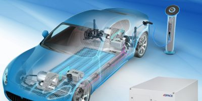 dSpace integrates development and test for smart charging