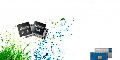 Dialog Semiconductor combines Wi-Fi and BLE in DA16600 modules