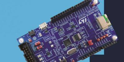 Eval kit accelerates BLE SoC development for industrial and smart buildings markets
