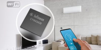 Wi-Fi 4 chip delivers next-generation WPA3 security