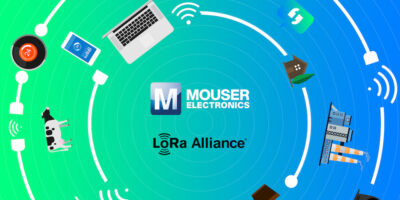 Mouser Electronics presents new resource site dedicated to LoRaWAN technology