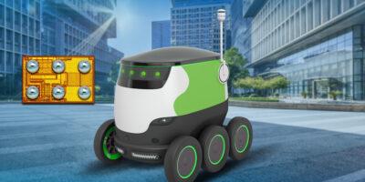EPC introduces GaN IC to shrink lidar systems in robotics