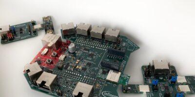 Predictive maintenance evaluation kit monitors smart buildings