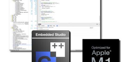 Segger announces Embedded Studio for M1, Apple's Arm-based SoC