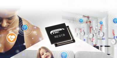 Bluetooth 5.0 for RE microcontroller uses SOTB for energy harvesting