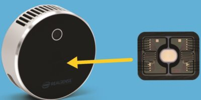 """Lidar camera uses """"world's smallest micro-mirror"""" for continuous field of view scanning"""