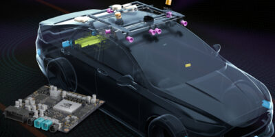 Omnivision releases automotive image sensors for Nvidia AGX AI platform