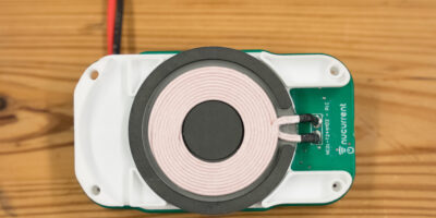 eInfochips supports customers to integrate NuCurrent's wireless charging technology