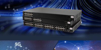 Multi-port, multi-Gbit PoE injector simplifies Wi-Fi 6 access