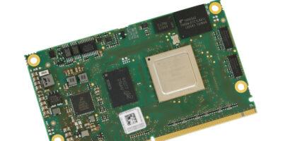 MicroSys Electronics bases automotive gateway SoM on NXP S32G274A