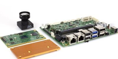 Starter kit for AI vision systems is based on a SMARC CoM