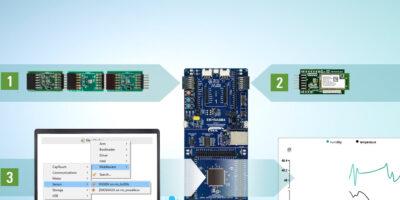 Modular IoT development system reduces development time, says Renesas