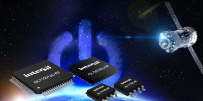 Hi-rel, rad-hard regulator, isolators and FET are for satellite power management