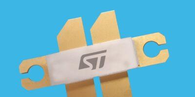 Three RF power transistors series target ISM satellite, avionics and radar