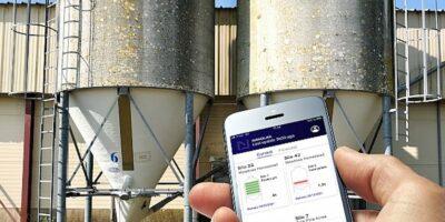 Nanolike digitises silo monitoring foroptimum efficiency