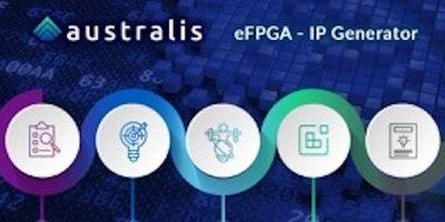 Australis eFPGA IP tool for rapid prototyping is built on OpenFPGA framework