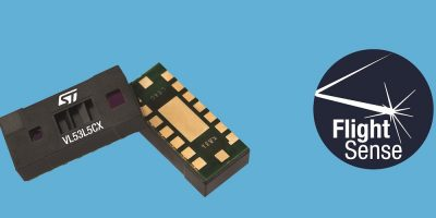 ToF sensor with multiple sensing zones elevates automation