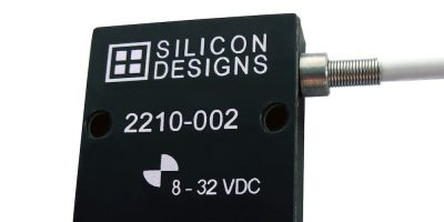 Single axis MEMS capacitive accelerometers measure on three axes