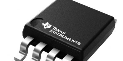3D Hall-effect position sensor is industry's most accurate, says TI